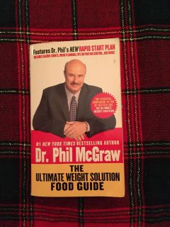 Dr. Phil McGraw The ultimate weight solution food guide paperback