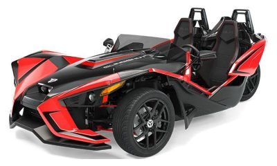 2019 Slingshot Slingshot SLR 3 Wheel Motorcycle Broken Arrow, OK
