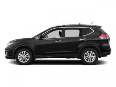 2016 Nissan Rogue S AWD (Magnetic Black)