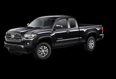 2018 Toyota Tacoma SR5 (Midnight Black Metallic)