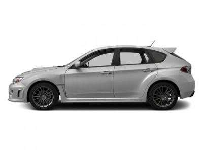 2012 Subaru Impreza WRX Base (Ice Silver Metallic)
