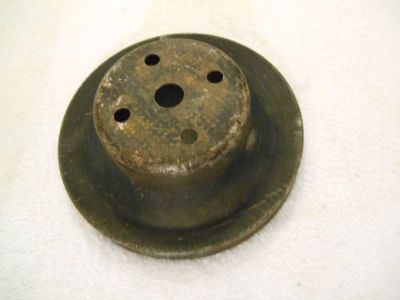 Purchase 1969-72 BBC Chevy 396 402 427 454 1 Groove Water Pump Pulley 3995631 AO motorcycle in Sahuarita, Arizona, United States, for US $20.00
