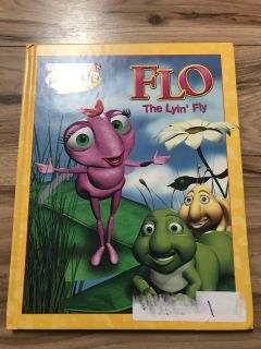 Hermie Flo The Lyin Fly Hardback Book