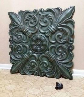 HOBBY LOBBY/LARGE/METAL WALL DECOR.......EXCELLENT CONDITION