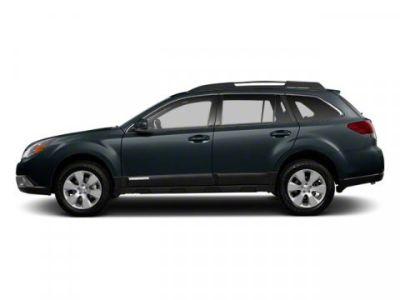 2010 Subaru Outback 3.6R Limited (Graphite Gray Metallic)