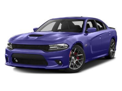 2018 Dodge Charger R/T Scat Pack RWD (Pitch Black Clearcoat)