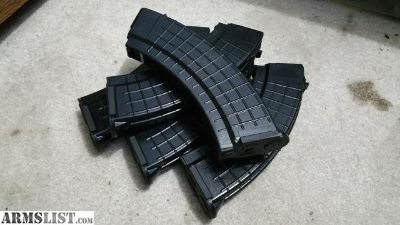 For Sale: Five 30rd AK mags