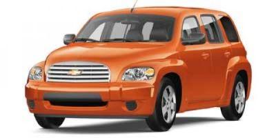 2008 Chevrolet HHR LS (Imperial Blue Metallic)