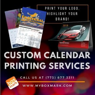 cheapest calendar printing services | Phone: (773) 877-3311