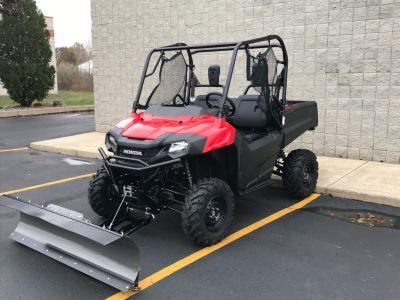 2017 Honda Pioneer 700 Side x Side Utility Vehicles Monroe, MI