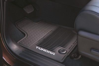 Buy ALL SEASON WEATHER FLOOR MATS TUNDRA 2014 SINGLE REGULAR CAB GENUINE TOYOTA NEW! motorcycle in West Covina, California, US, for US $64.90