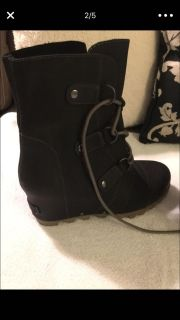 Brand new Sorel sport boots leather size 9