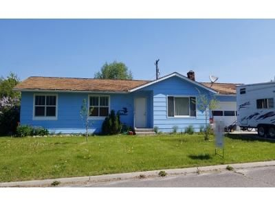 3 Bed 1 Bath Preforeclosure Property in Stevensville, MT 59870 - 7th St