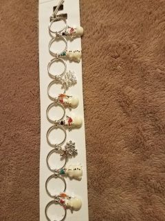 Christmas Charm Bracelet - New in plastic (removed long enough for a picture)