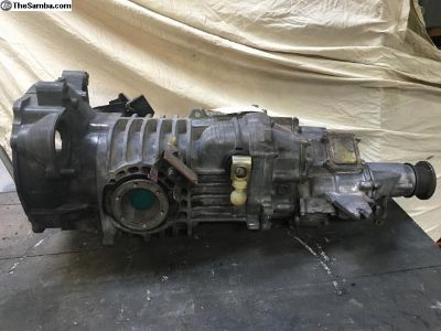 Syncro Locker Transmission REBUILT custom gearing