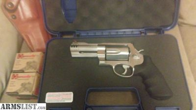 For Sale: Smith and wesson 500, 4 inch
