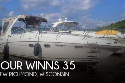 2002 Four Winns 348