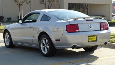 2008 Ford Mustang GT Deluxe (Vapor Metallic)