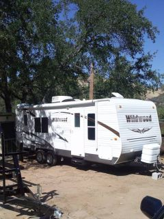 2012 Forest River Wildwood 22RKS