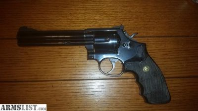 For Sale: Smith and Wesson 586 no dash