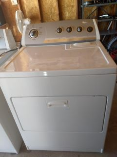 Set of Whirl Pool Washer and Dryer