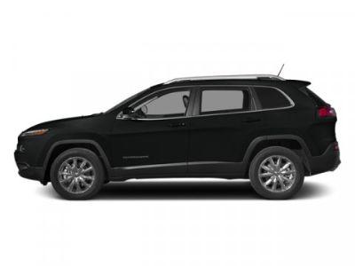 2014 Jeep Cherokee Limited (Brilliant Black Crystal Pearlcoat)