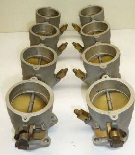 Purchase Ford Indy Quad Cam Hilborn Mechanical Fuel Injection Throttle Bodies motorcycle in Livonia, Michigan, United States, for US $3,975.00
