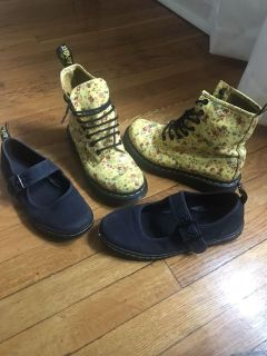 Dr Martens Boots and Shoes