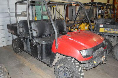 2009 Polaris Ranger 4X4 Crew Side x Side Utility Vehicles Darien, WI