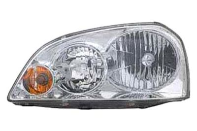 Purchase Replace SZ2502118 - 2004 Suzuki Forenza Front LH Headlight Assembly motorcycle in Tampa, Florida, US, for US $175.84