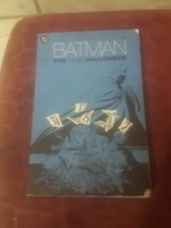 Batman book