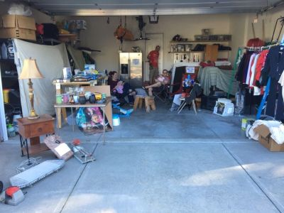Multi-family yard sale!!!
