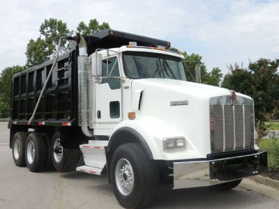 Dump truck owners: Increase your fleet - Increase your income!