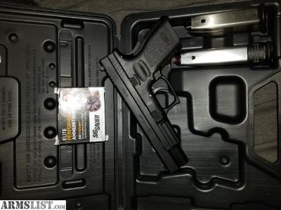 For Sale/Trade: Springfield xd45 tactical