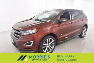 2015 Ford Edge 4dr Sport AWD (Bronze Fire Metallic Tinted Clearcoat)