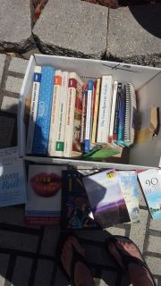 Variety cook books 1.00 each