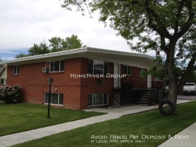 Great 2 bedroom off Highland Drive!
