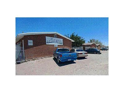 Foreclosure Property in El Paso, TX 79904 - Broaddus Avenue