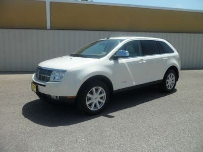 $15,995, 2007 Lincoln MKX