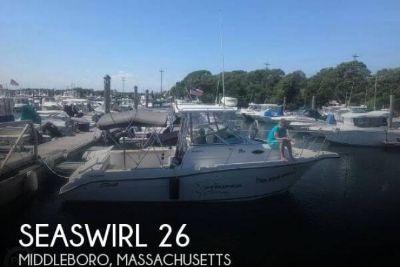 2003 Seaswirl 26