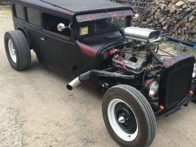 1928 Dodge sedan
