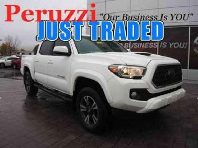 2018 Toyota Tacoma TRD Sport 4WD