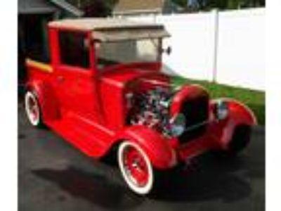 Used 1928 Ford Model A Pickup Custom Hot Rod in Hanover, MA