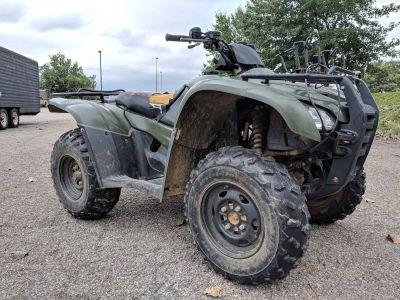 2013 Honda TRX420 Sport-Utility ATVs Columbus, OH