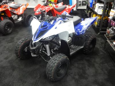 2018 Yamaha Motor Corp., USA Raptor 90 Sport ATVs Zulu, IN