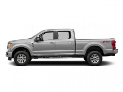 2017 Ford RSX King Ranch (Ingot Silver Metallic)