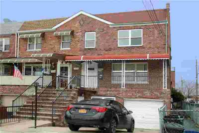 2472 Cropsey Ave Brooklyn Six BR, Legal Two Family Brick