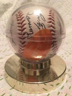 1985 Mets Official Player Autographs by Sports Products Corp.