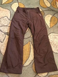 Women s Columbia snow/ski pants
