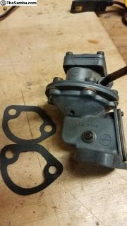Used Brazilian fuel pump with new gaskets